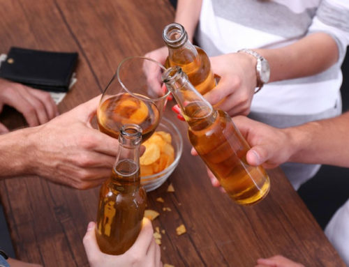 Are your drinking habits forcing your fat into storage?